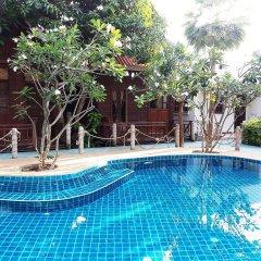 Отель Deeden Pattaya Resort 3* Бунгало Делюкс с различными типами кроватей фото 6