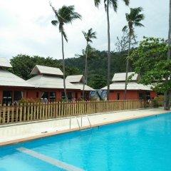 Отель Lanta Cottage Ланта бассейн