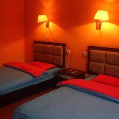 Dengba Hostel Chengdu Branch Стандартный номер с 2 отдельными кроватями фото 2