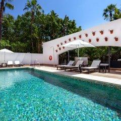 Отель Barceló Marbella 4* Номер Делюкс с различными типами кроватей фото 6