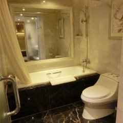Ocean Hotel 4* Номер Бизнес с различными типами кроватей фото 12