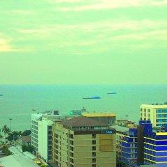 Отель The Base Pattaya by Smart Delight Паттайя пляж