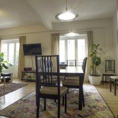 Отель LV Premier Anjos AR 4* Апартаменты с различными типами кроватей фото 18