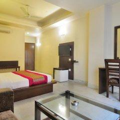 Отель Shanti Villa 3* Номер Делюкс с различными типами кроватей фото 16