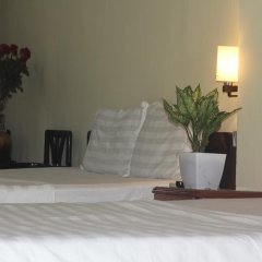 Alibaba Hotel Стандартный семейный номер с двуспальной кроватью фото 3
