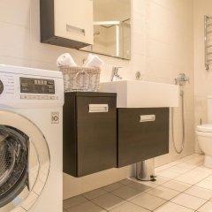 Апартаменты Parkers Boutique Apartments ванная