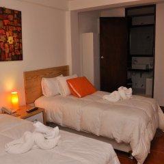 Hotel Waman 3* Стандартный номер с 2 отдельными кроватями фото 7