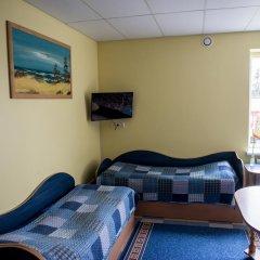 Отель Eiva 3* Стандартный номер с различными типами кроватей фото 5