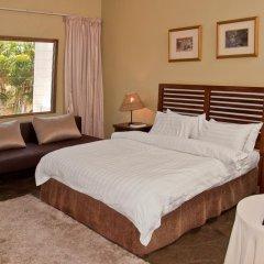 Отель Lake Kariba Inns 3* Стандартный номер с различными типами кроватей фото 2