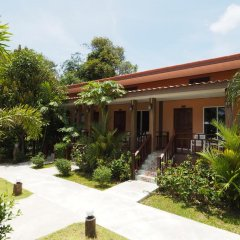 Отель Hatzanda Lanta Resort Ланта