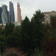 Гостевой Дом Экспо на Кутузовском Люкс с различными типами кроватей фото 9