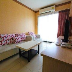 Апартаменты Chara Ville Serviced Apartment Люкс разные типы кроватей фото 3