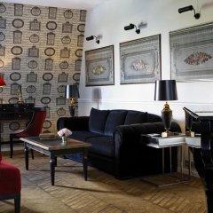 Отель Saint James Paris 5* Президентский люкс с различными типами кроватей фото 10