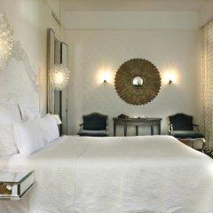 Отель Saint James Paris 5* Номер Делюкс с различными типами кроватей фото 3