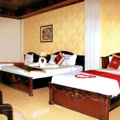 Thuy Duong Hotel 2* Стандартный семейный номер с двуспальной кроватью фото 2