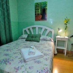 Отель Hostal Naranjos Стандартный номер с различными типами кроватей фото 18