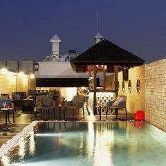 Отель Baan Chart бассейн фото 2