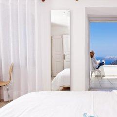 Hotel Thireas 4* Номер Делюкс с различными типами кроватей фото 10