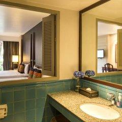Отель Phuket Orchid Resort and Spa 4* Стандартный семейный номер с разными типами кроватей