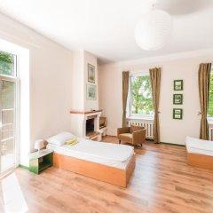 Хостел и Кемпинг Downtown Forest Номер с различными типами кроватей (общая ванная комната) фото 50