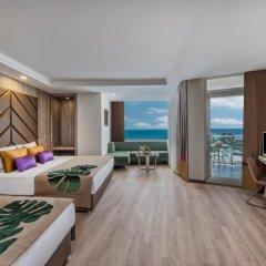 Delphin BE Grand Resort 5* Стандартный номер с различными типами кроватей фото 9