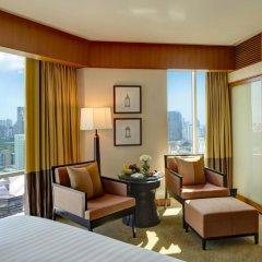 Отель Conrad Bangkok 5* Номер Делюкс с разными типами кроватей фото 2
