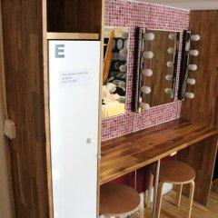 Birka Hostel Кровать в женском общем номере с двухъярусной кроватью фото 8