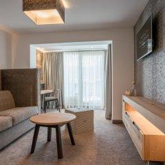 Отель TYROLERHOF Хохгургль комната для гостей фото 3