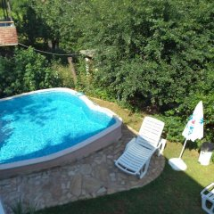 Отель Villa Aqua 2* Студия