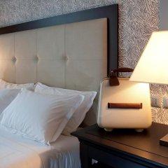 Отель c-hotels Fiume 4* Номер Комфорт разные типы кроватей фото 2