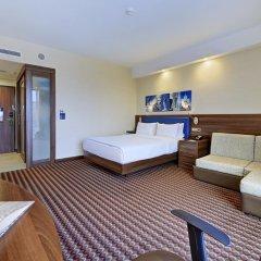 Гостиница Hampton by Hilton Волгоград Профсоюзная 4* Стандартный номер с различными типами кроватей фото 18