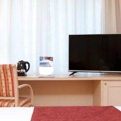 Отель Senator Castellana (I) 3* Стандартный номер с двуспальной кроватью фото 14