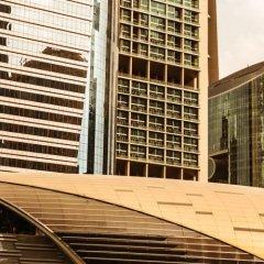 Отель Towers Rotana балкон