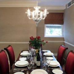 Апартаменты Cheval Knightsbridge Apartments Лондон питание фото 3