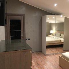 Мини-Отель Amosov's House Улучшенные апартаменты с различными типами кроватей фото 7