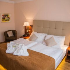 Hotel Admiral am Kurpark 4* Люкс повышенной комфортности с различными типами кроватей фото 2