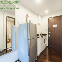 Отель The Title Phuket 4* Улучшенный номер с разными типами кроватей фото 4