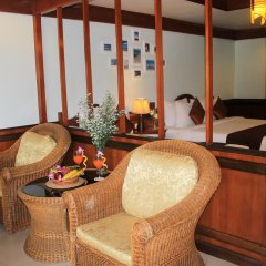 Отель Phangan Bayshore Resort 3* Стандартный номер разные типы кроватей фото 7