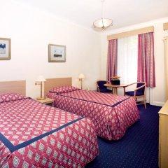 Chrysos Hotel 3* Стандартный номер с 2 отдельными кроватями фото 4