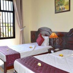 Hoian Nostalgia Hotel & Spa 3* Улучшенный номер с различными типами кроватей