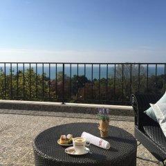 Отель White Rock Castle Suite Болгария, Балчик - отзывы, цены и фото номеров - забронировать отель White Rock Castle Suite онлайн балкон