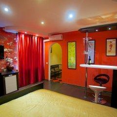 Гостиница Теремок Заволжский Апартаменты разные типы кроватей фото 28