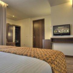 Отель Eurostars Oporto 4* Стандартный номер с различными типами кроватей фото 8