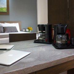 Eco Hotel Guadalajara Expo 3* Стандартный номер с различными типами кроватей фото 5
