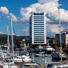 Отель Scandic Havet Норвегия, Бодо - отзывы, цены и фото номеров - забронировать отель Scandic Havet онлайн приотельная территория фото 2