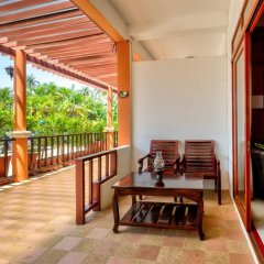 Отель Palm Beach Resort 3* Стандартный номер с различными типами кроватей фото 3