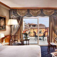 Parco Dei Principi Grand Hotel & Spa 5* Улучшенный номер фото 4