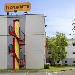 Отель hotelF1 Marseille East Saint Menet парковка