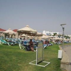 Отель Polyxenia Isaak Annex Apartment Кипр, Протарас - отзывы, цены и фото номеров - забронировать отель Polyxenia Isaak Annex Apartment онлайн пляж фото 2