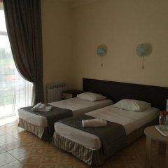 Гостиница Мандарин 3* Стандартный номер с двуспальной кроватью фото 3